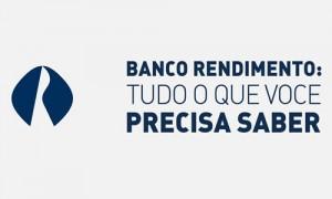 Banco Rendimento - Dúvidas mais comuns